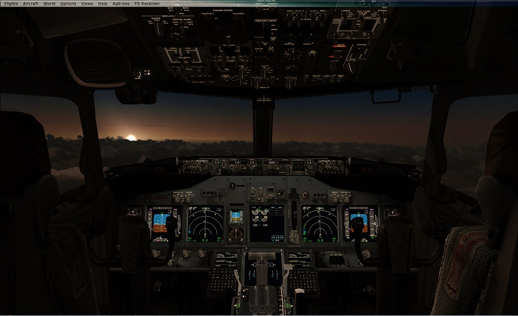 FSX com Sweetfx and Reshade 07