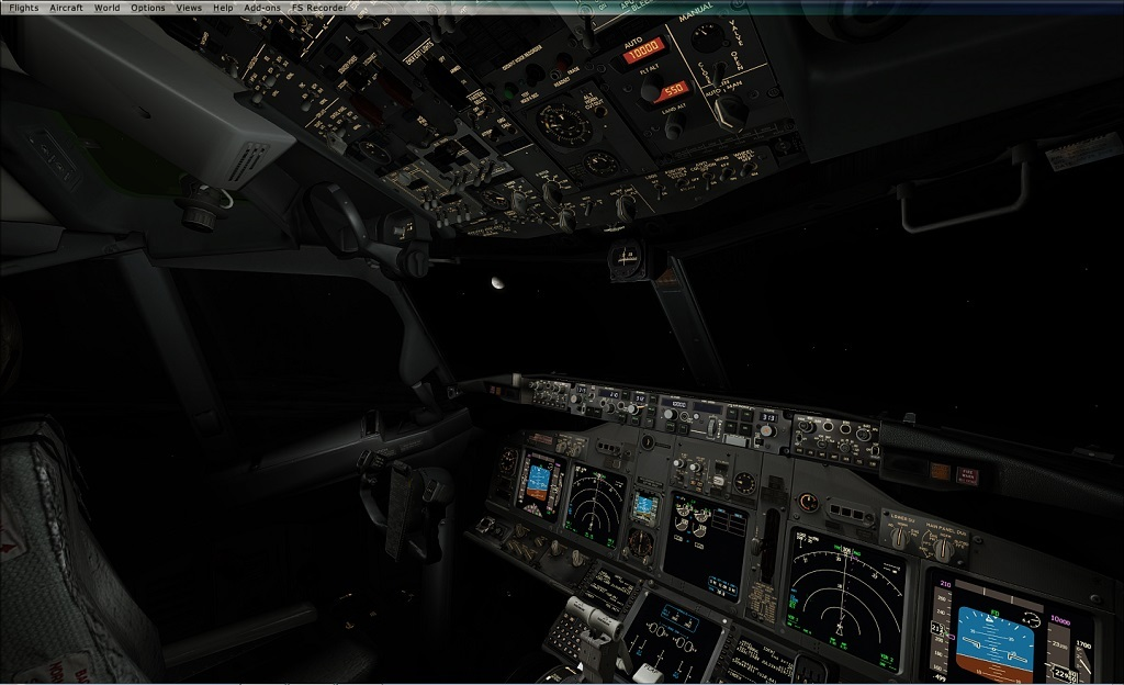 FSX com Sweetfx and Reshade 08