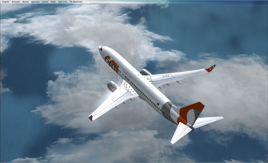 FSX com Sweetfx and Reshade 09