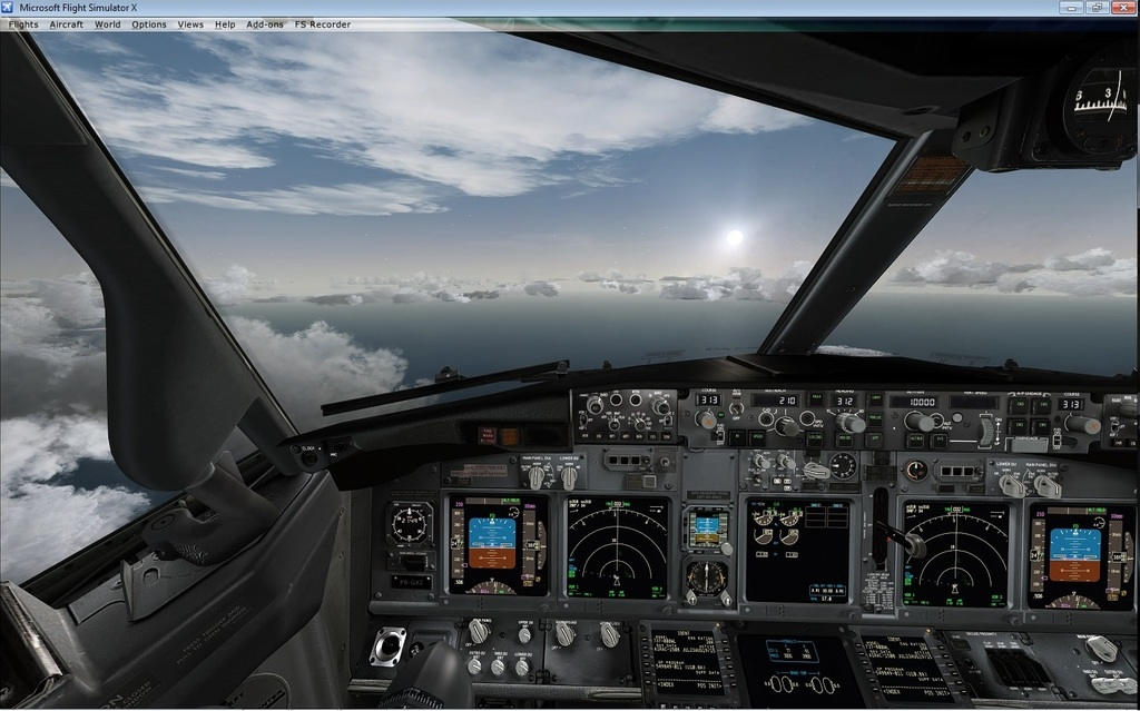 FSX com Sweetfx and Reshade 15