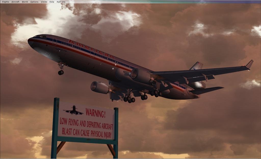 Reativando meu FSX PMDG-MD-11