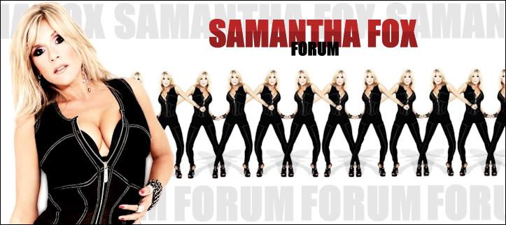 Samantha Fox Forum BAN14