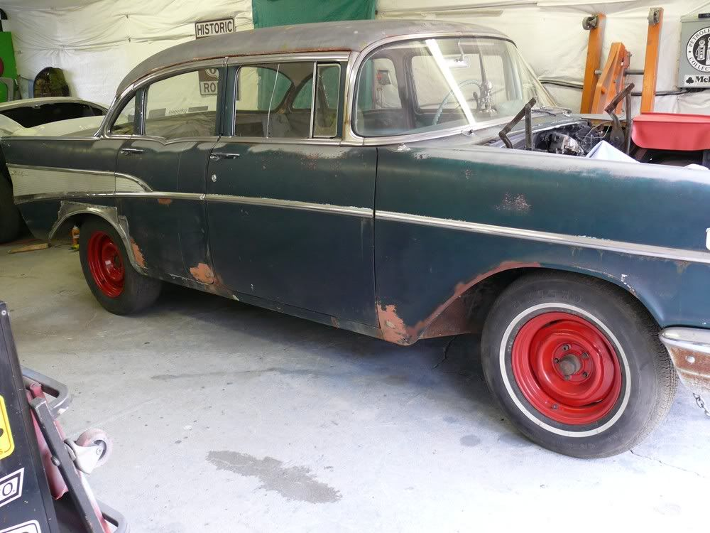 my other project....a 57 bel air. - Page 2 001-3