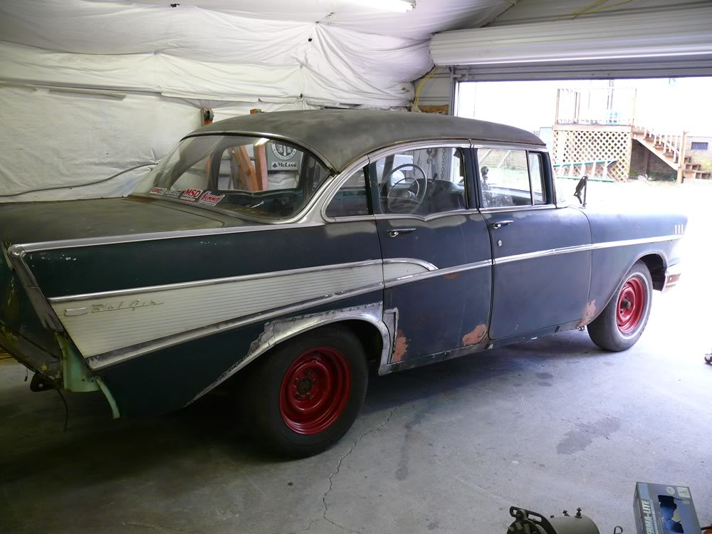 my other project....a 57 bel air. - Page 2 002-3