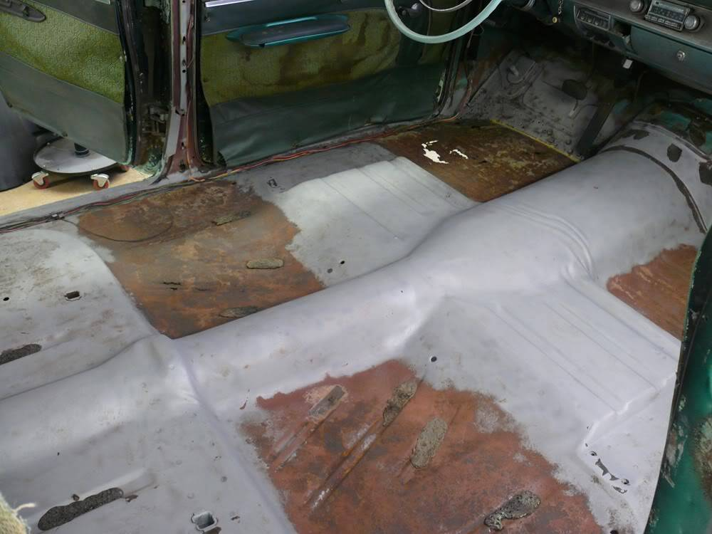 my other project....a 57 bel air. 007-1