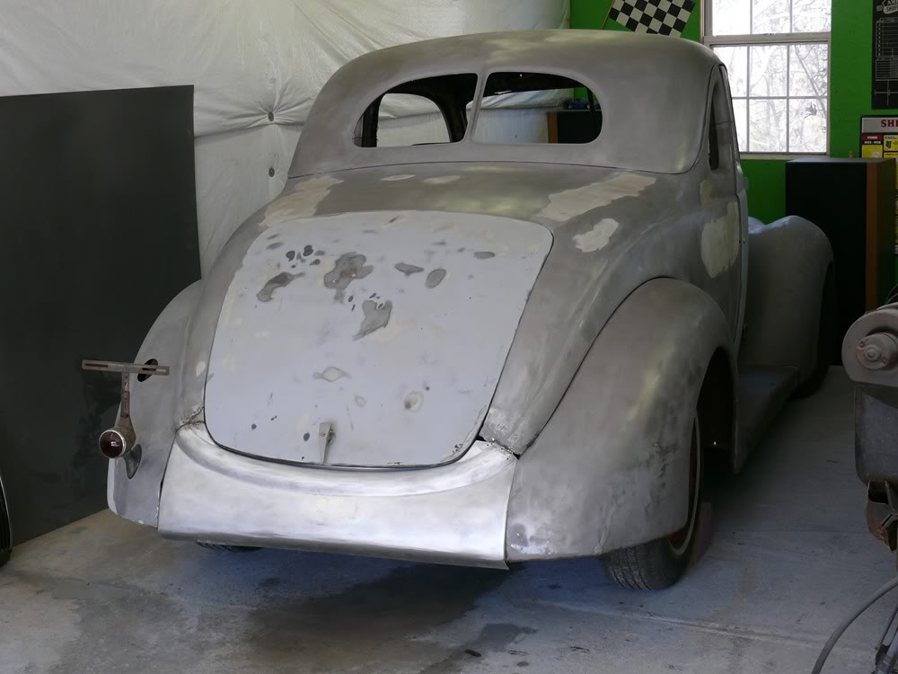 1937 ford coupe Hinesite