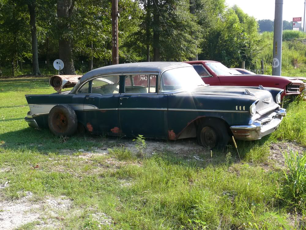 my other project....a 57 bel air. Mikes57014