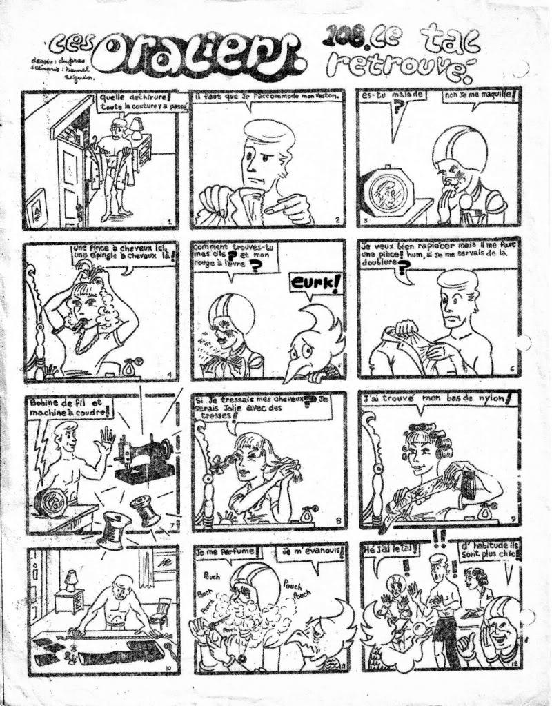 Les Oraliens (1969-1970) LesOraliens_No108