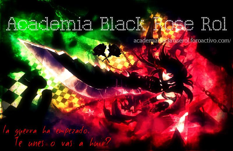 .::★:Academia Black Rose:★::.