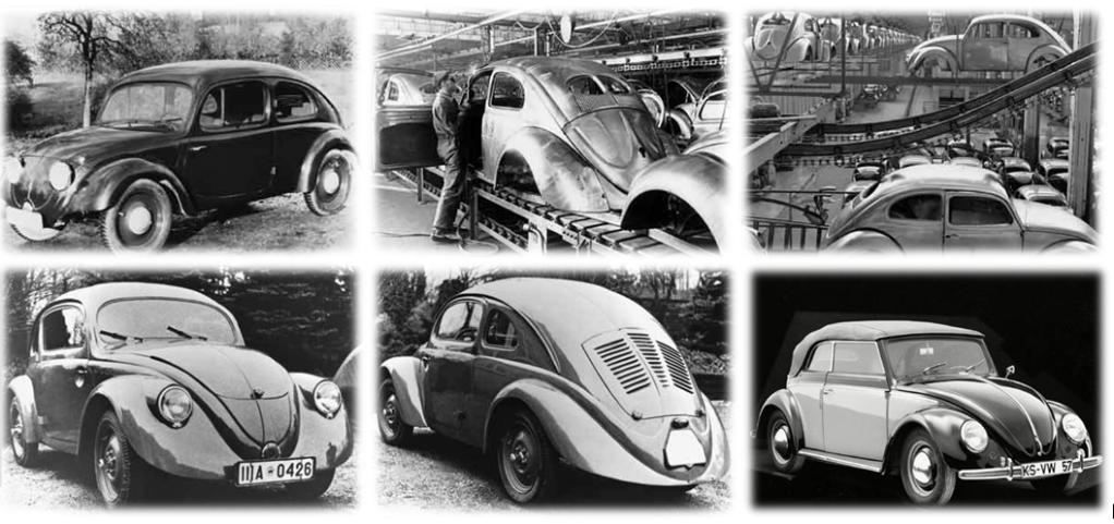 LA HISTORIA DEL VW SEDAN. Untitled