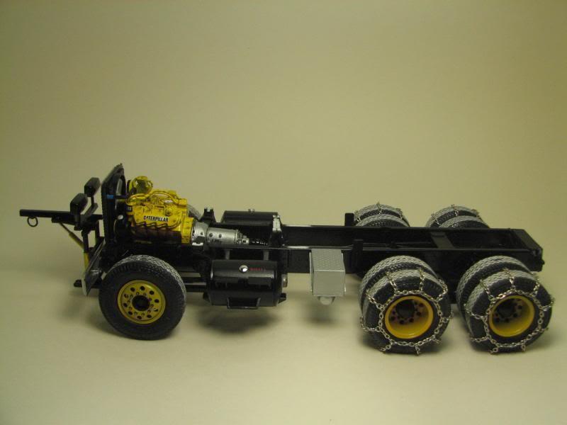 Ford LNT8000 Déneigeur et Sableur 025