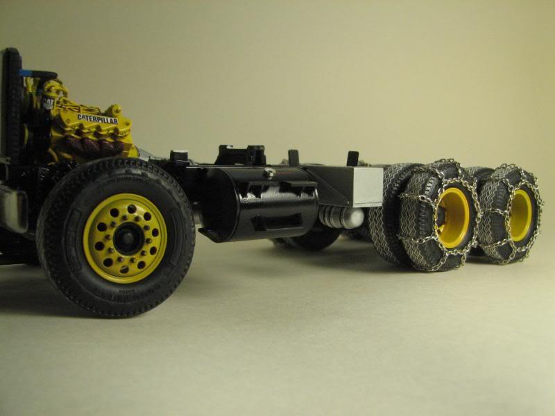 Ford LNT8000 Déneigeur et Sableur 026