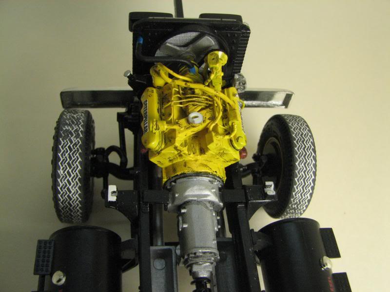 Ford LNT8000 Déneigeur et Sableur 030