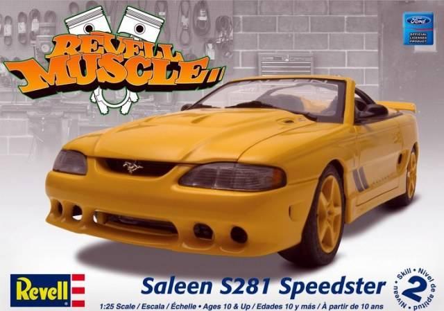 Mustang Saleen Décapotable 1998 BoxartMustangSaleenS-281Speedster01-1