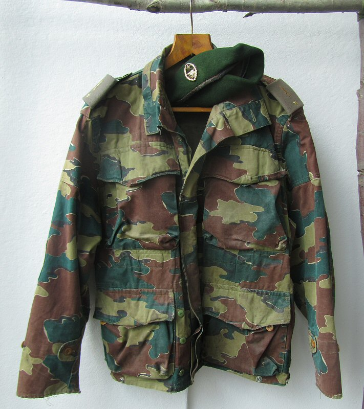 Congo 5 Commando mercenary beret and Jigsaw smock Congo_5Cdojigsawjacket_1_zpstsdi7ef5