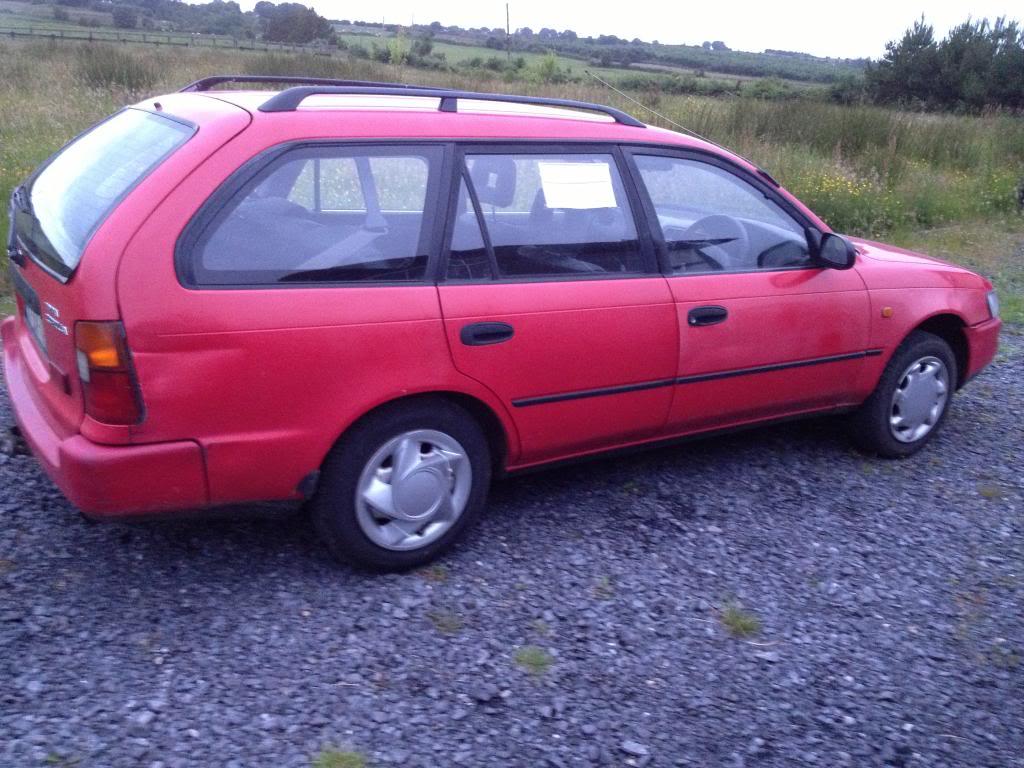 My Red 97 4EFTE Toyota Corolla Wagon Big Update :) IMG_0462_zps37035a5b