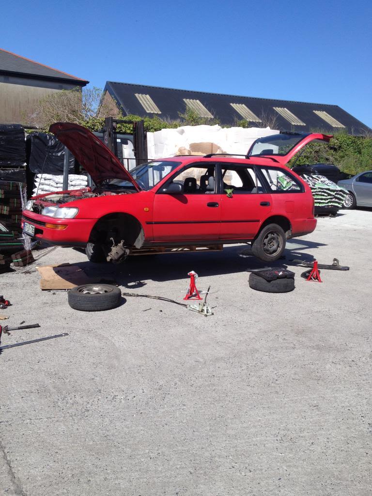 My Red 97 4EFTE Toyota Corolla Wagon Big Update :) IMG_0564_zpsf8f647a6