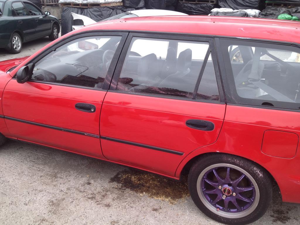 My Red 97 4EFTE Toyota Corolla Wagon Big Update :) IMG_0566_zps2cf7995e