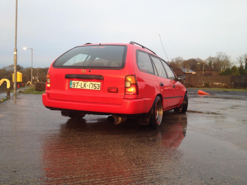 My Red 97 4EFTE Toyota Corolla Wagon Big Update :) IMG_0707_zps967b53a9