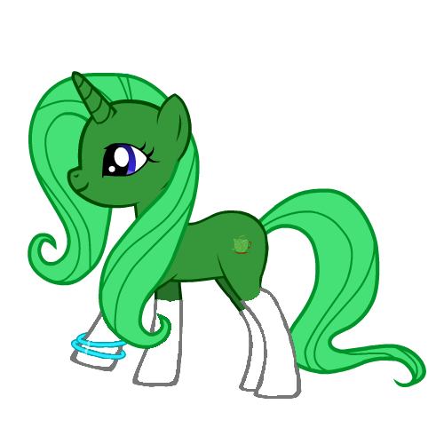 Loose Leaf{{First OC on this site}} MyPony