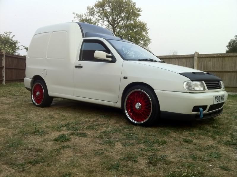 My caddy van 85af0200
