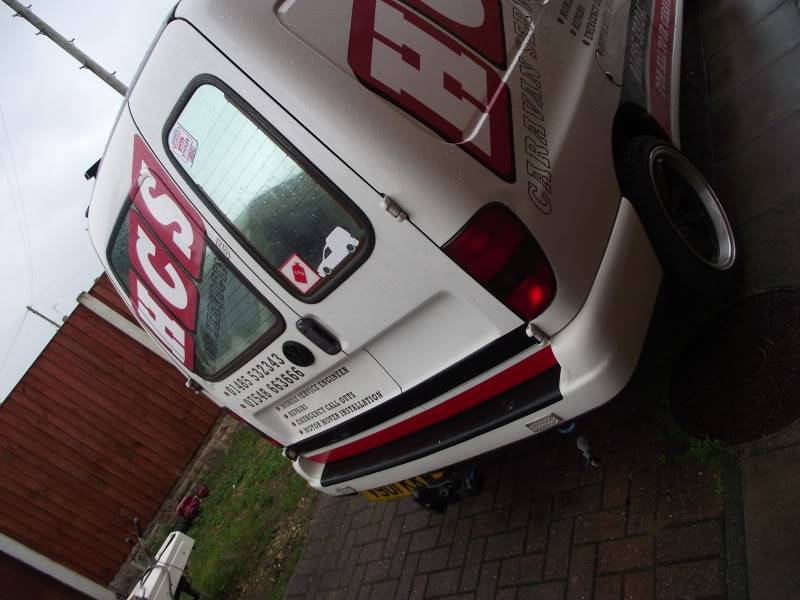 My caddy van DSCF5229