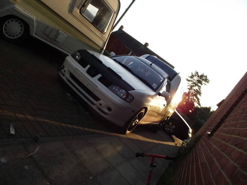 My caddy van DSCF5292