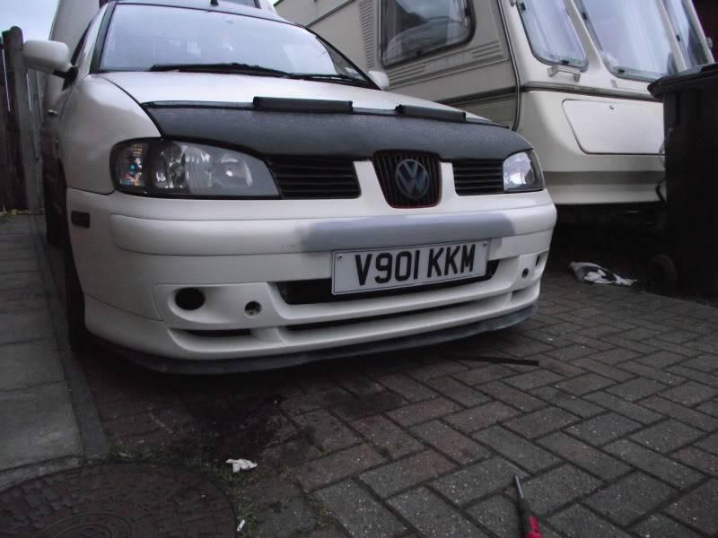 My caddy van DSCF5303