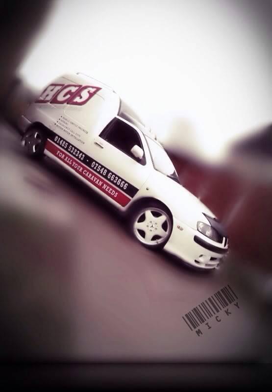 My caddy van D9d8eb63