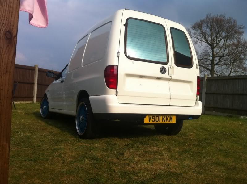My caddy van Fd29be28