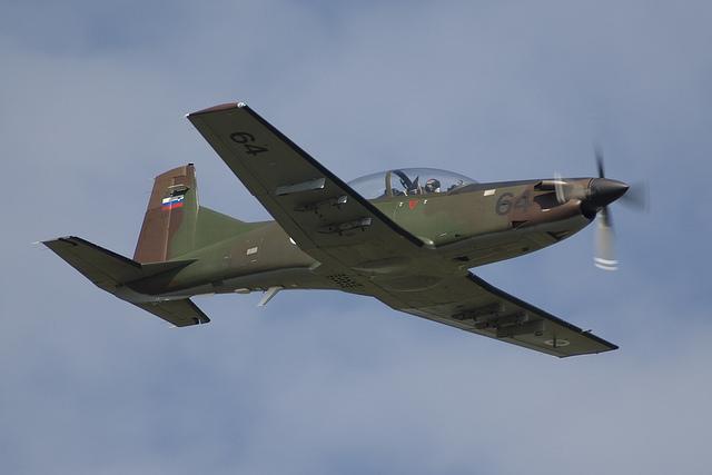 "Pilatus PC-9M ""Hudournik"" Devetka"