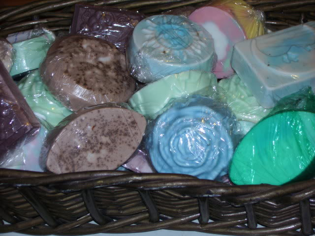 Pampered Pleasures Soaps Soapsexcellent