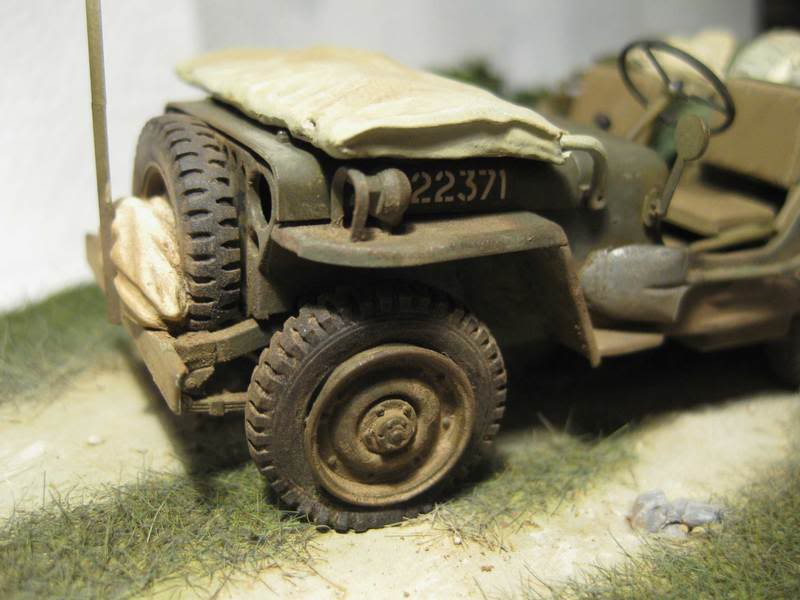 """GB """" Jeep """" 003-1"""