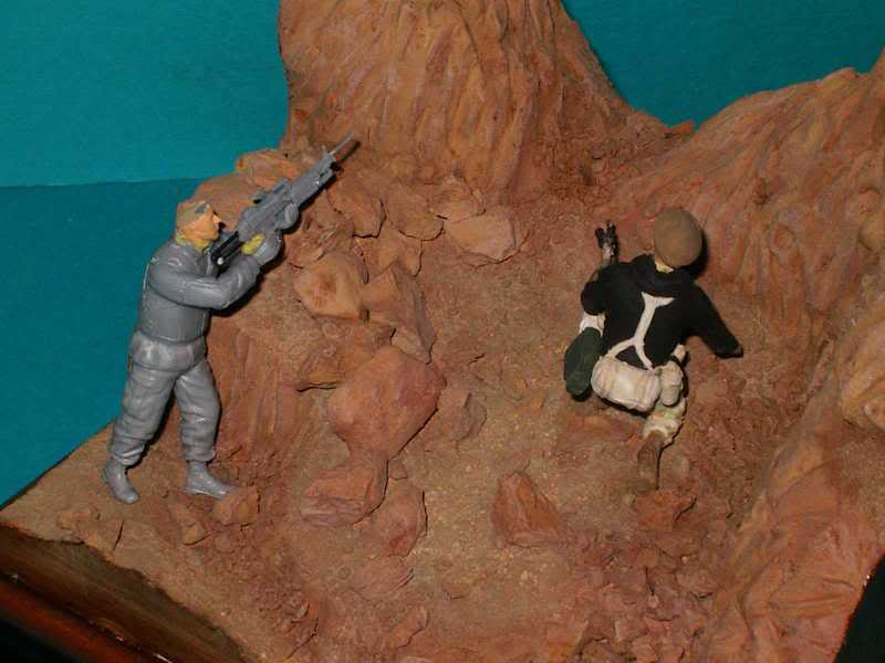 petite vignette pour figurine Maquettethomas8086