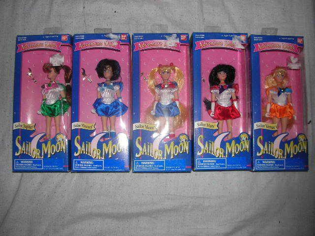 Kyralih's Sailor Moon Collection Wishlist DSCN1024