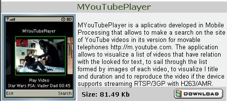 Nokia N Series Applications 2 Youtubeplayer