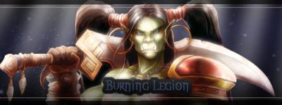 My Signatures BurningLegion
