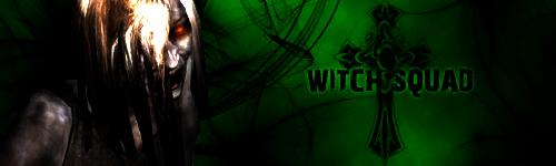 My Signatures WitchSquad