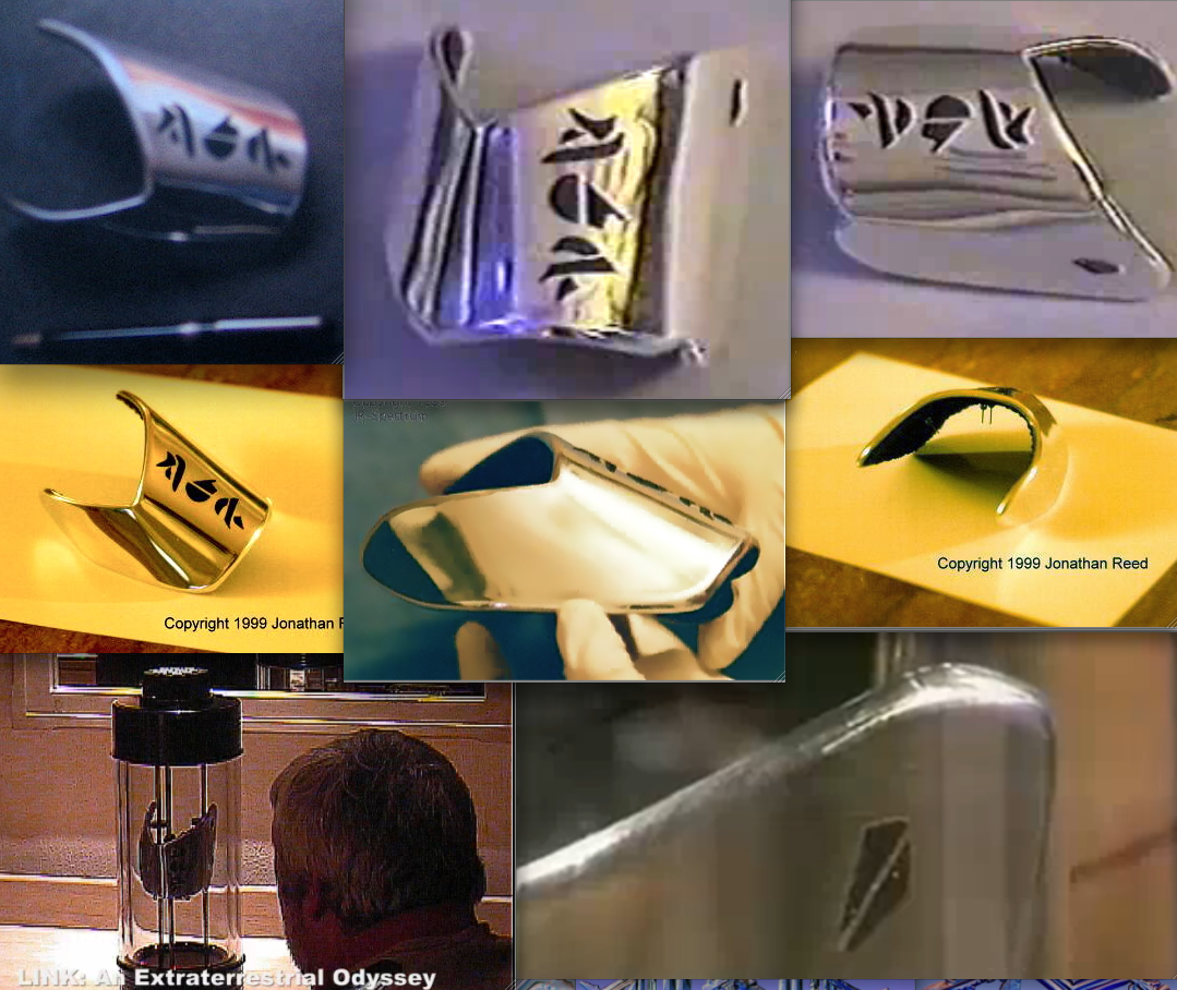 ALIEN ARTIFACT ANALYSIS DISCLOSURE : LEAKED INFO – REAL ALIENS and CRASHED CRAFT LinkProof1