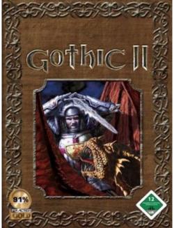 Todas las caratulas de Gothic II Gothic2cover
