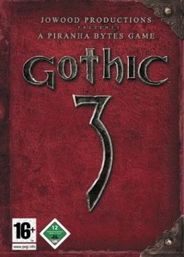 Mis Experiencias con Gothic 3 (review) GothicIII_cover