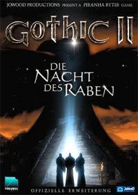 Todas las caratulas de Gothic II GothicIITNoR_cover