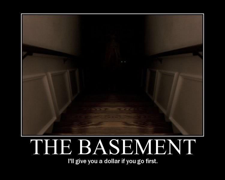 Random Funny Pictures Thread:) Basement