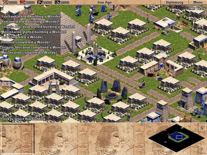 Juegos RTS de Estrategia en 2D AoE0045