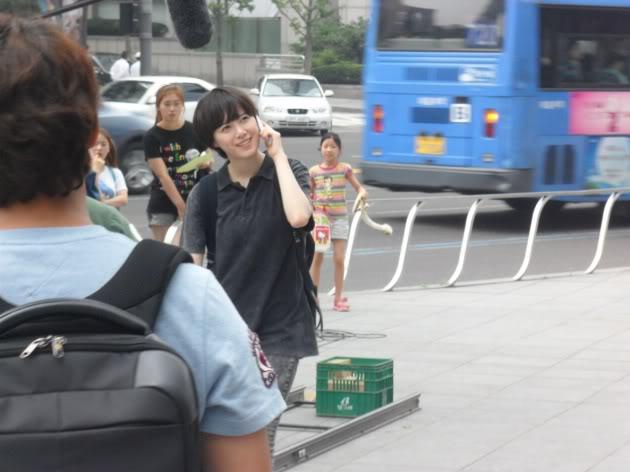 [Photo] The Musical 더 뮤지컬 - Ảnh hậu trường bên lề của phim Sam1302