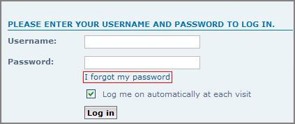 I've Lost My Password Iveforgotmypassowrd1