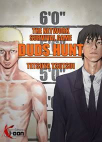 [Manga] Tetsuya Tsutsui Dudshunt