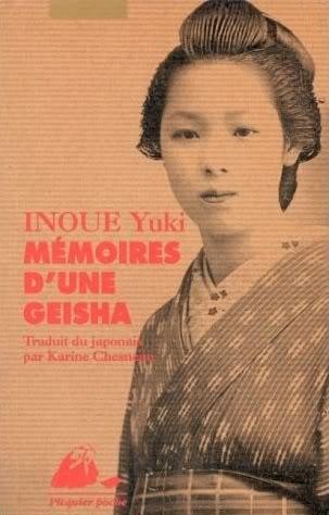 Autour des geisha Geisha