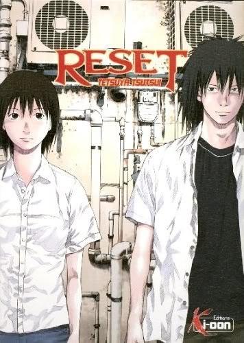 [Manga] Tetsuya Tsutsui Reset