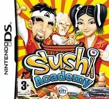 Bientôt sur NDS... SushiAcademy